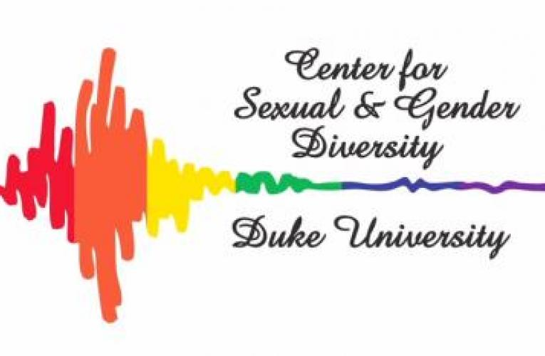 Duke Center for Sexual & Gender Diversity logo